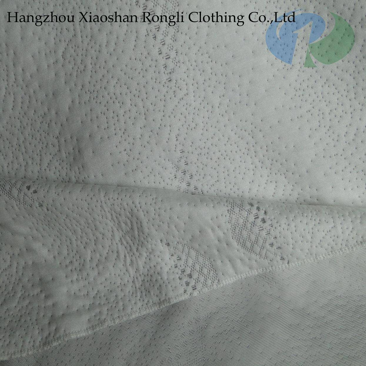 Sell 100% polyester jacquard knitted fabric RLX-M5B