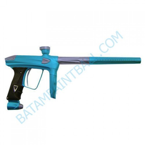 DLX Luxe 2.0 Paintball Gun - Teal / Pewter