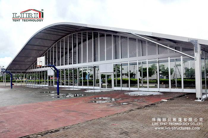 Big Liri Arcum Tent with Clear Span for High Class Event from the Top Tent Manufacture in China