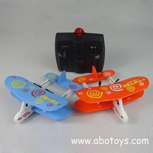 2 Channel Mini R/C BiPlane, very attractive design