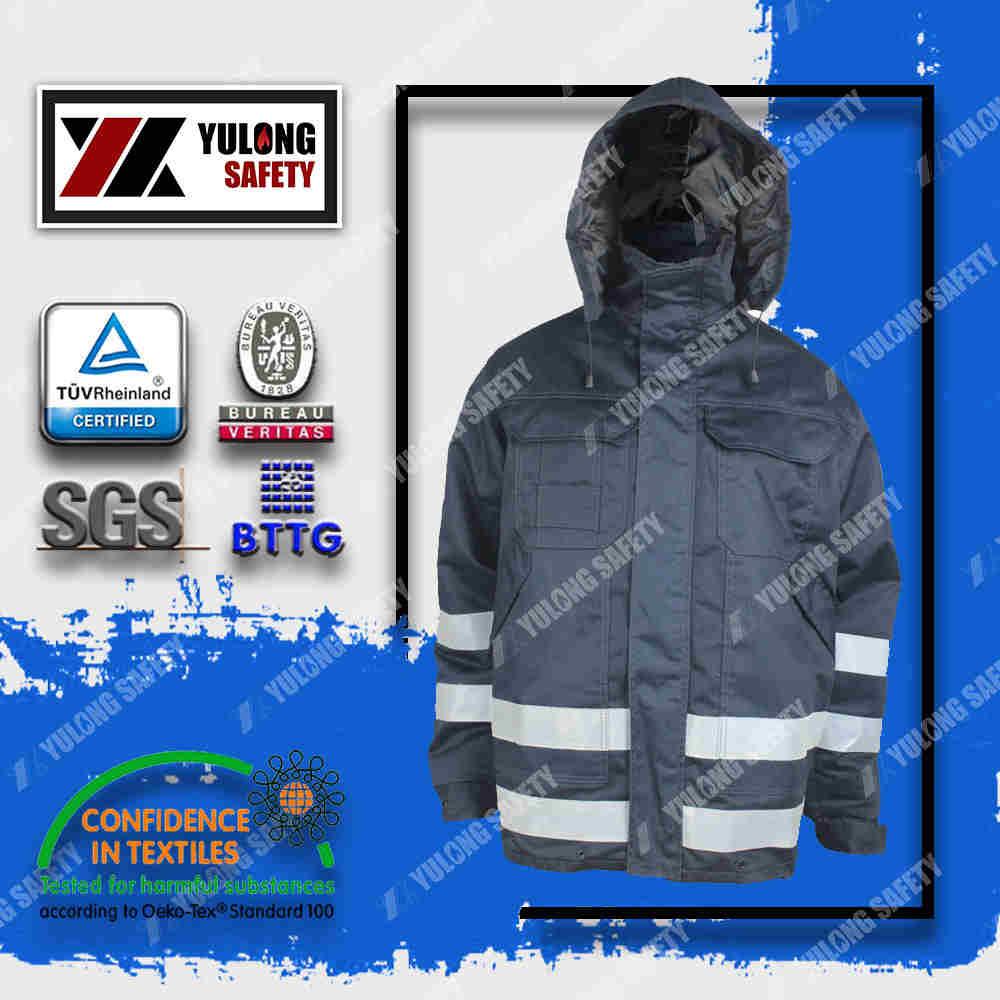 three-proof jacket