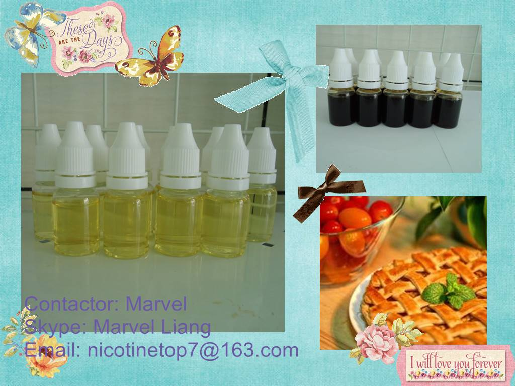 Fruit&Herb&Flowers Flavor - Apple Pie Flavor