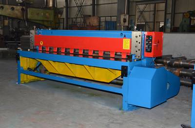 Q11-4X2500Q11 series mechanical shearing machine
