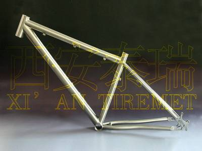 Titanium Ti Frame