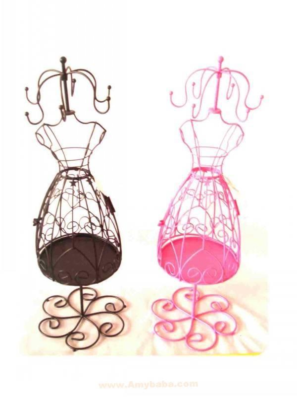 Wire Mannequin Jewelry Holder Manufacturer Supplier Exporter