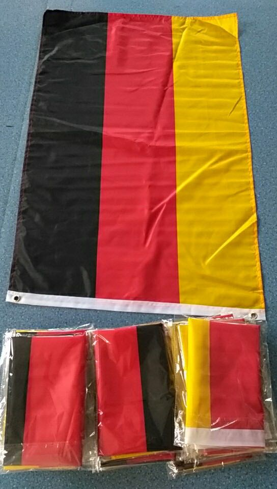 In stock Germany flag banner for sales