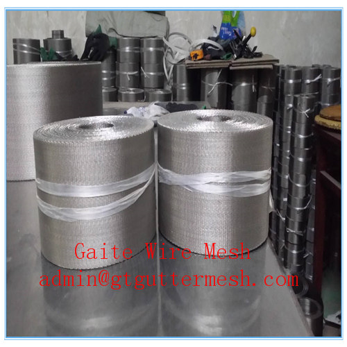 Stainless Steel Reversed Dutch Weave Wire Mesh/Plastic Extruder Filter Mesh Belt/Filter Mesh Cloth/P