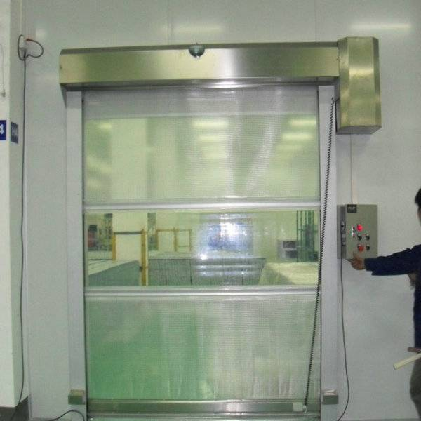 magneticrolling up door