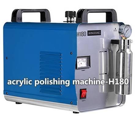 flame polisher flame polishing machine acrylic polishing machine