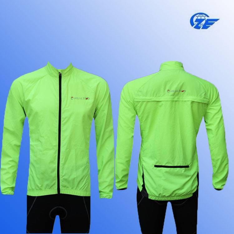 Cycling Jackets Windproof, Bike Jersey, Cycling Wear, OEM