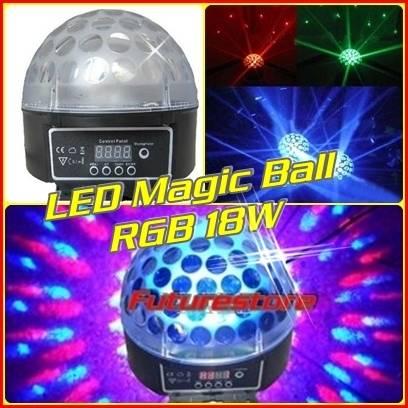 Stage Lighting LED Mini Crystal Ball