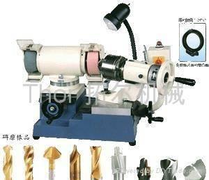Universal tool grinder