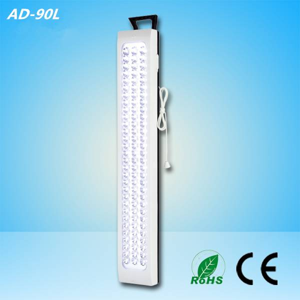 90 pcs led emergency light with rechargeable
