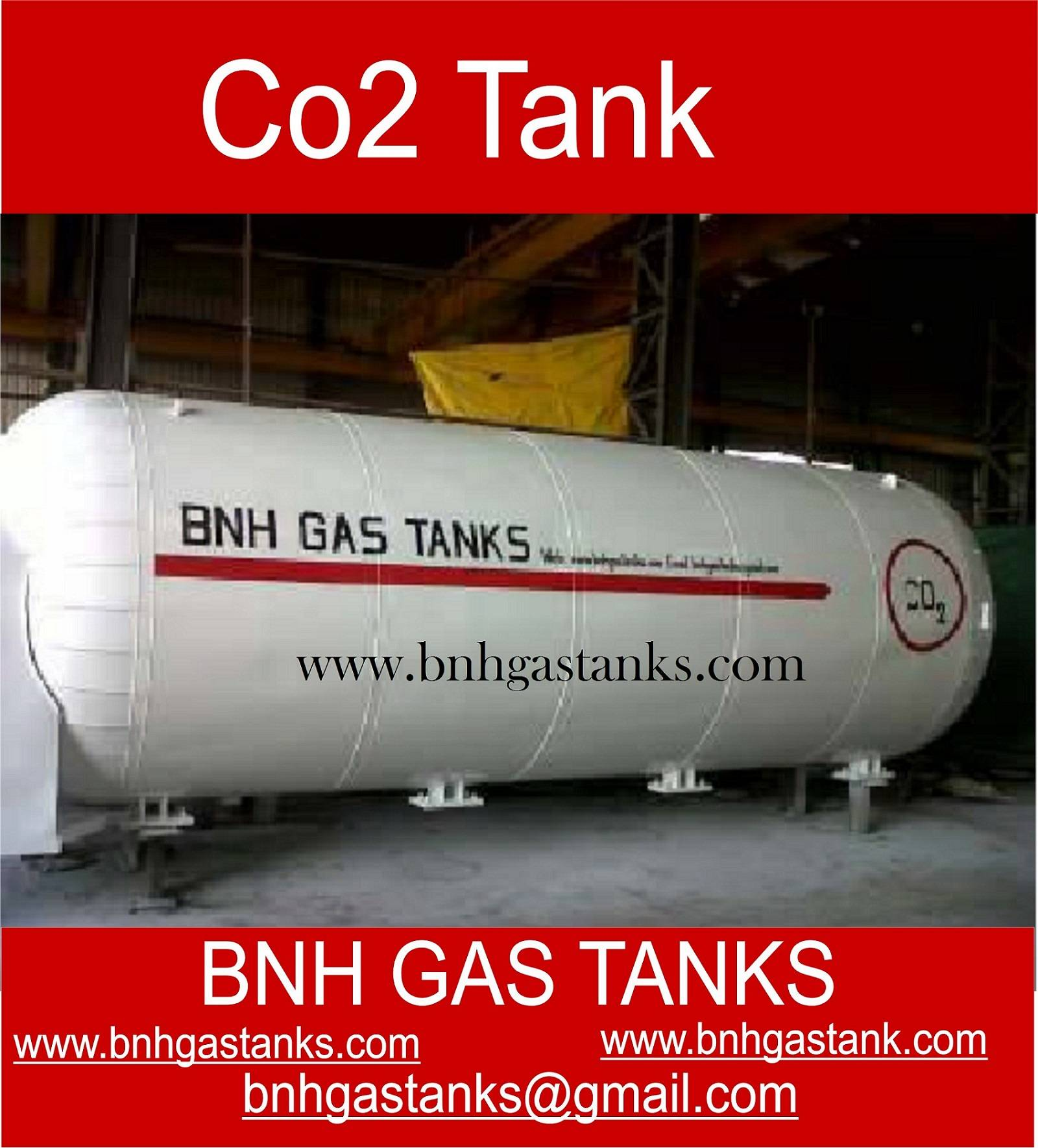 CO2 Tank