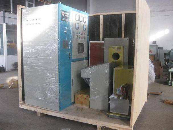 Midfrequency preheating equipment