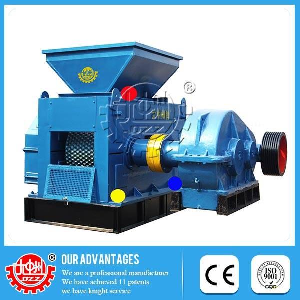 Diameter 30~60mm CE certification Coal Briquette Machine