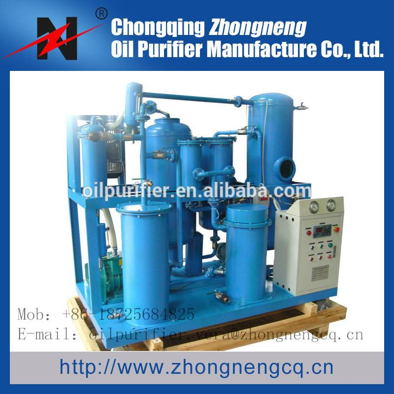 TYA Lubricating Oil Purifier/Engine Oil Purification Plant, Gear Oil Purifier Machine
