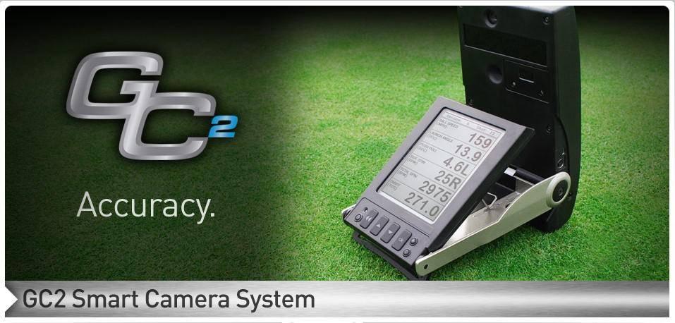 GC2 golf simulator
