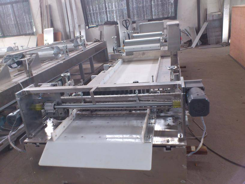 Automatic Cereal Cake&Bar Cutting Machine