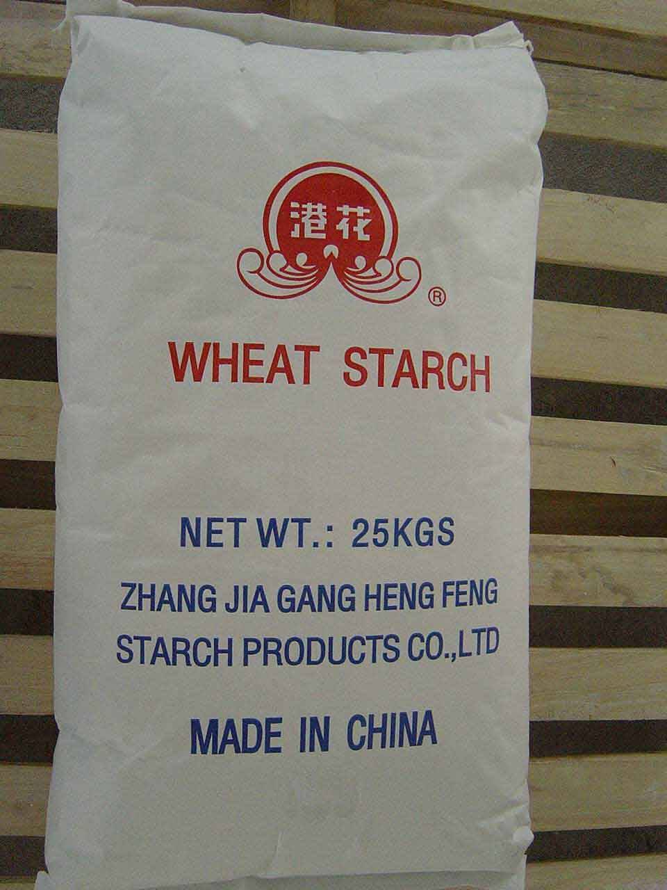 sell native wheat starch