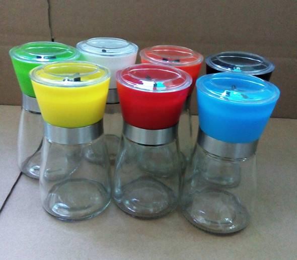 150ml kitchen tools pepper & salt grinder