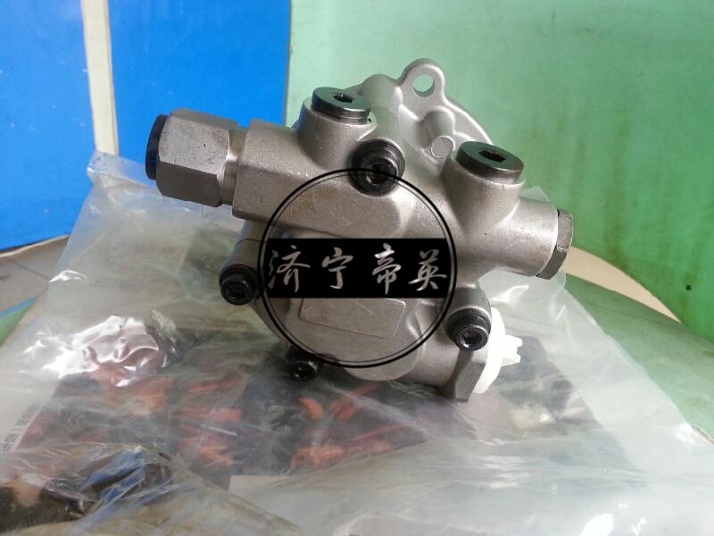 K3V112 gear pump for Kobelco excavator