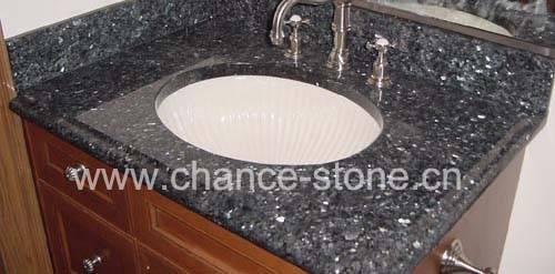 Granite top of kitchen, table, vanity
