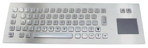 ss keyboard with touchpad