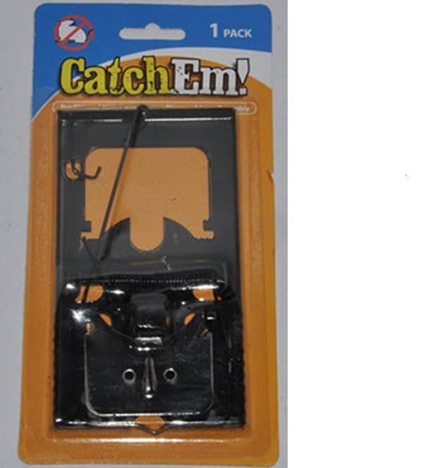 Metal mouse snap trap ATM0812