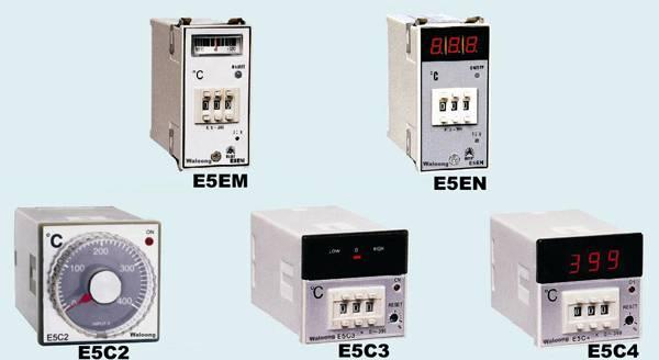 E5 series temperature controller