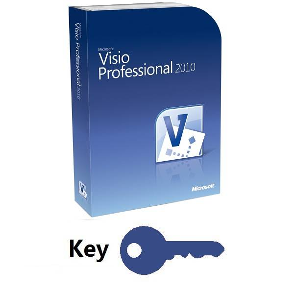 Microsoft Visio Professional 2010 Key