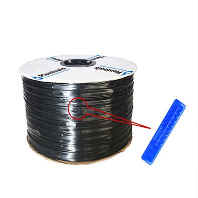 Dripline with flat dripper Drip Tape manufacturer drip irrigation t tape