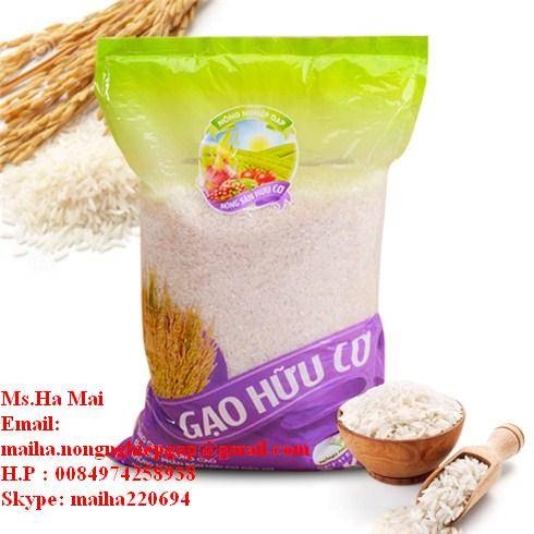 Fragrant Rice Vietnam 5% Broken Long Grain Rice Ms HA84974258938