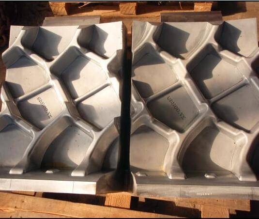Engineering Segment Tire Mold