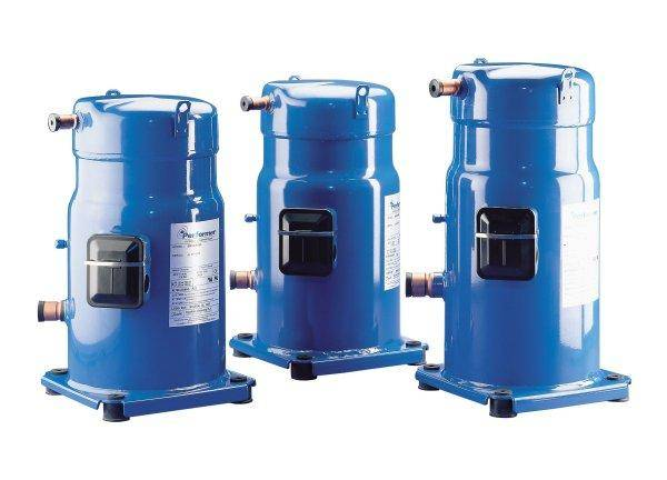 Performer compressor SZ120