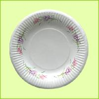 sell paper plate,disposable paper plate/dishes