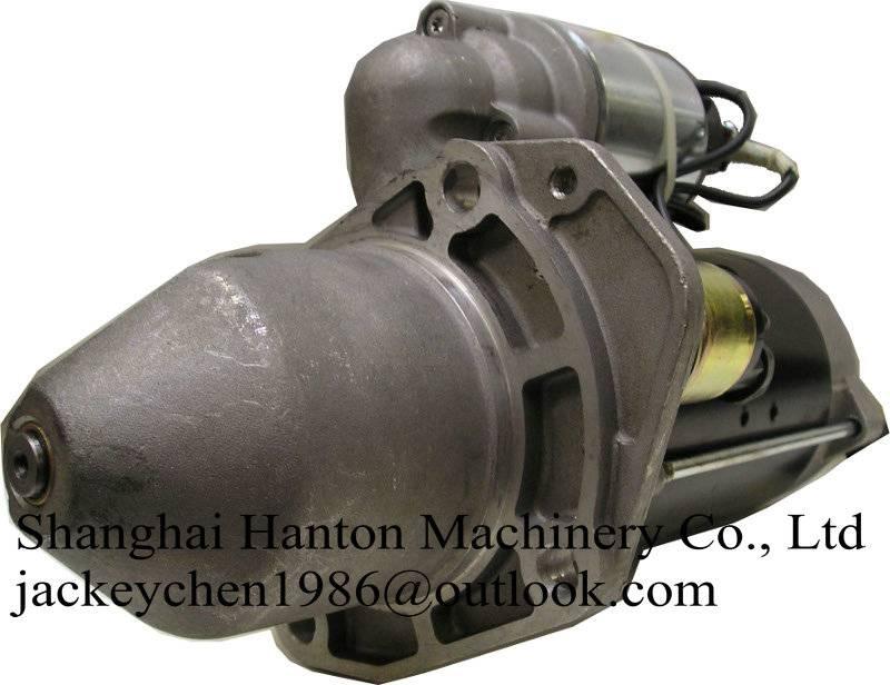 Sell Cummins ISBe6.7 diesel engine starting starter motor 4892338 5265096 5259579