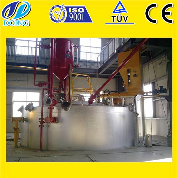 corn germ oil product line