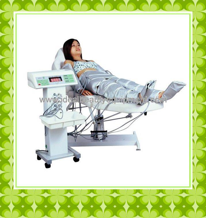 Sell Lymphatic drainage infrared pressotherapy slimming machine (S053)