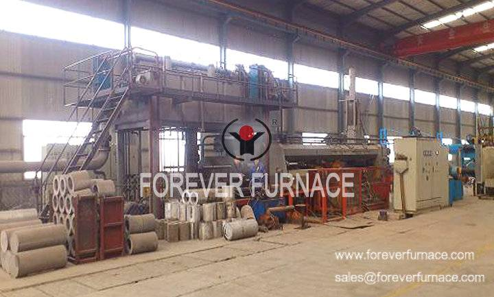 Aluminum bar heating,aluminum bar heating furnace