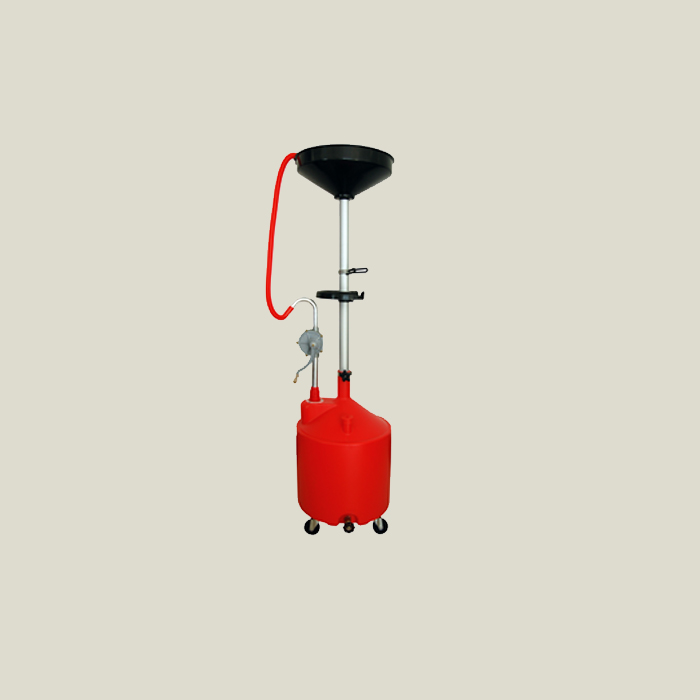 Sell Plastic Oil Drain 75L (18 gallon)