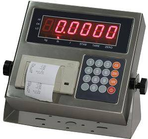 HE200P weighing indicator with printer