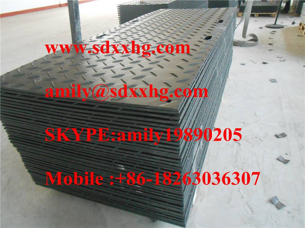 Sell various HDPE Road mat ,Ground protection mat ,HDPE temporary roadway