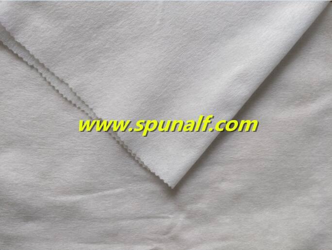 High quality 30-120g/m2 plain pattern Viscose/Ployester spunlace nonwoven fabric