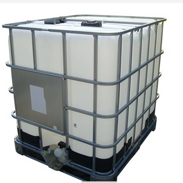 1000L IBC Tons of barrel with brandreth /Steel plus package plastic bucket