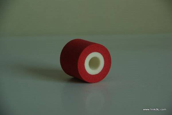 excellent quality hot ink roller for printing the expiry date/batch No. on the soft packages