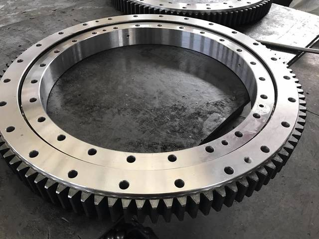 New OEM slewing ring for TEREX 1100 mobile crane