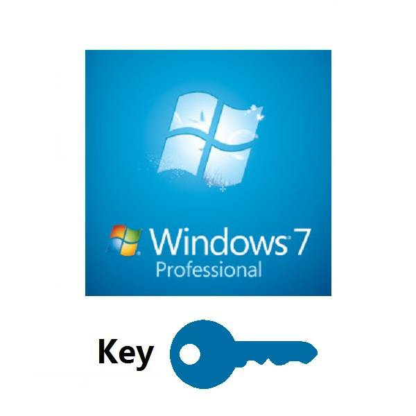 Microsoft Windows 7 Professional Key