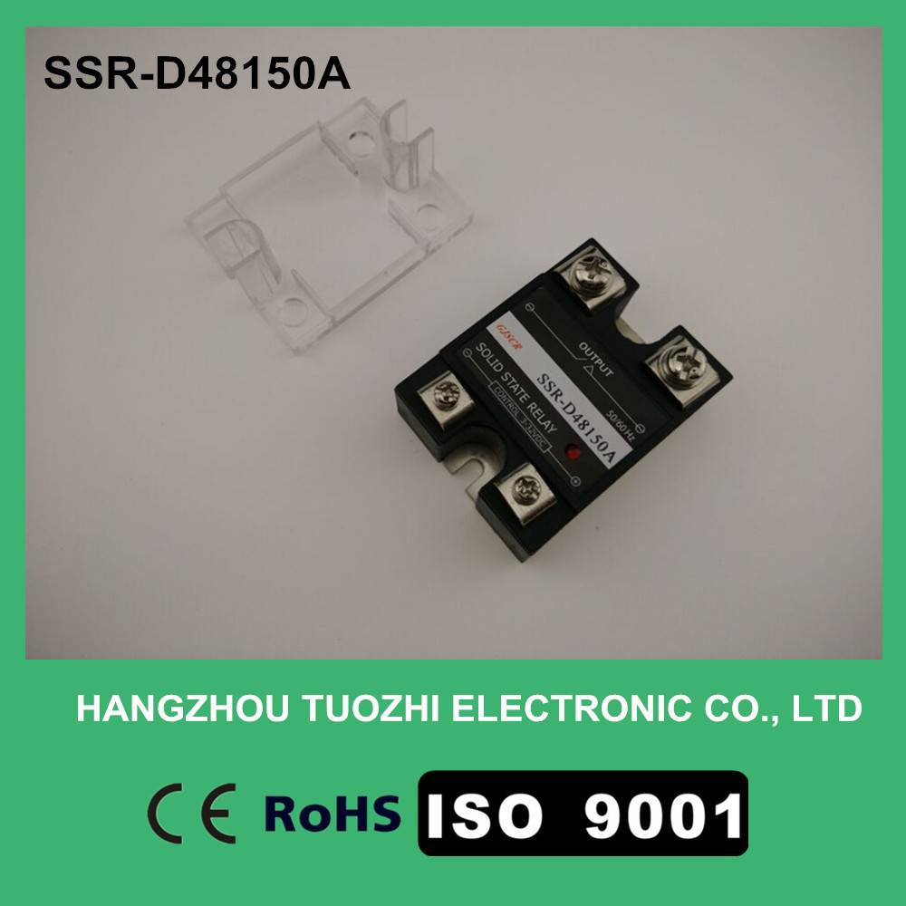 150a solid state relay 3-32vdc input 40-480vdc SSR-D48150A