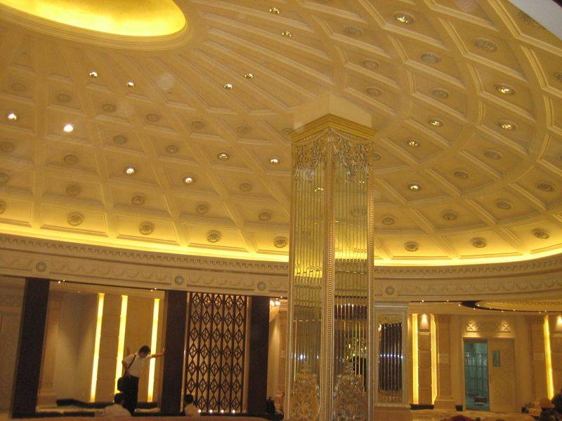 Top Quality Artistic Design Ceiling Gesso Moulding